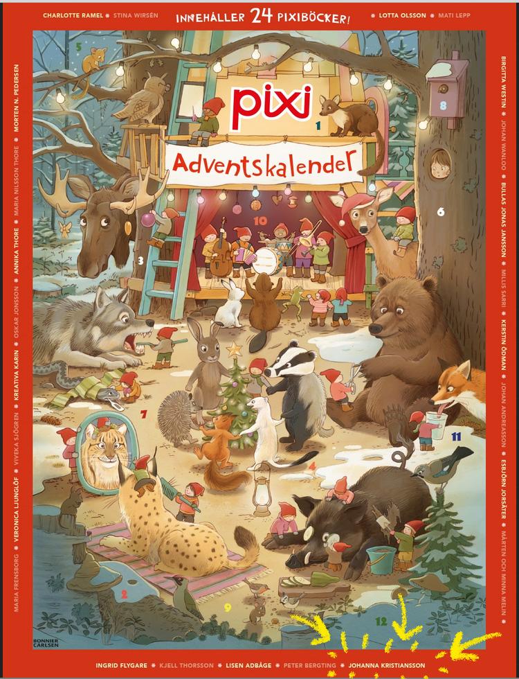 Pixi adventskalender - Pixum adventskalender ...